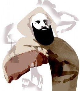 L'Emir Abdelkader, un personnage romanesque boudé par notre littérature dans Emir Abdelkader Emir-Abdelkader-4-262x300