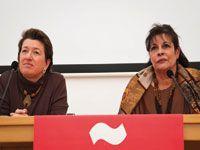 RENCONTRE à L'INSTITUT CERVANTèS AVEC MAÏSSA BEY ET LAURA FREIXAS  Preuve que la littérature féminine n'existe pas dans MAÏSSA BEY Meissa-Bey