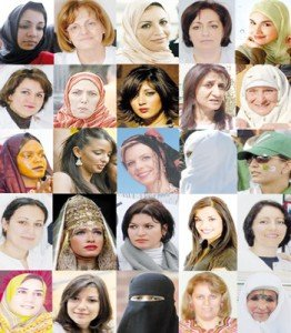 Femme algérienne, un 8 mars  Oubliée toute l'année, courtisée le jour du vote dans Contribution femme-bon_896715-262x300