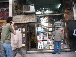 Mort d'un libraire (Saïd MEKBEL)   dans Said Mekbel librairie-des-Beaux-Arts