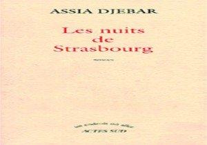 Espace de convergence et de fiction    dans Assia Djebbar Les-nuits-de-strasbourg-300x211