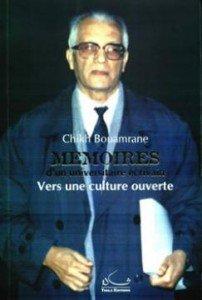 MÉMOIRES D'UN UNIVERSITAIRE ÉCRIVAIN DE CHIKH BOUAMRANE  Les Mémoires éveillent la jeunesse... dans Auteurs Algériens CHIKH-BOUAMRANE-202x300